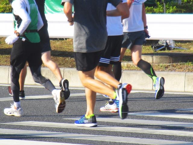 マラソンのトレーニング