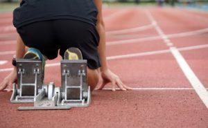 陸上競技 短距離のトレーニング