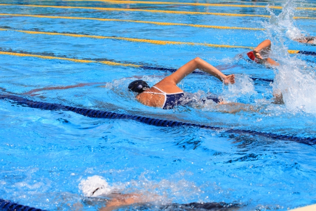 水泳で冷え性解消